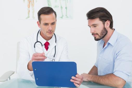 Parlez ouvertement à votre médecin
