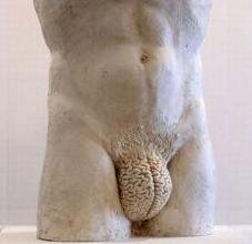 Sexe ça se passe dans la tête