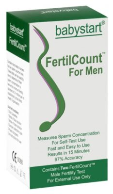 BabyStart Fertilcount For Men Avis et Test SpecialHomme.com